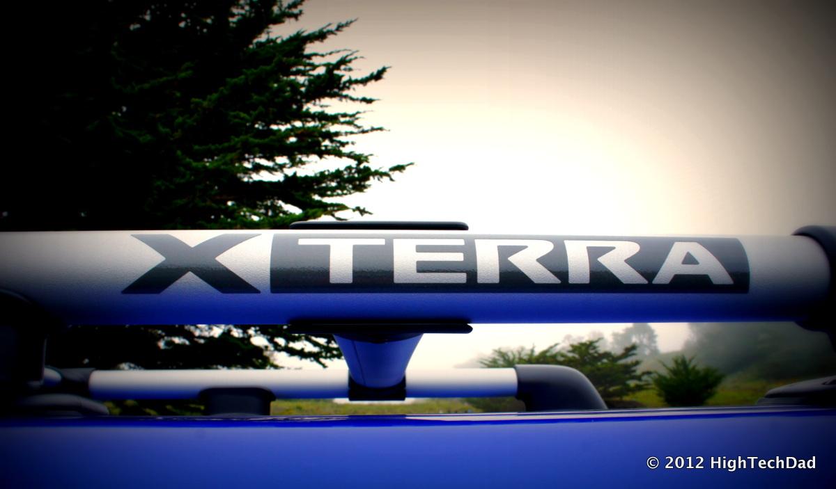 File Roof Rack Logo 2012 Nissan Xterra Pro 4x