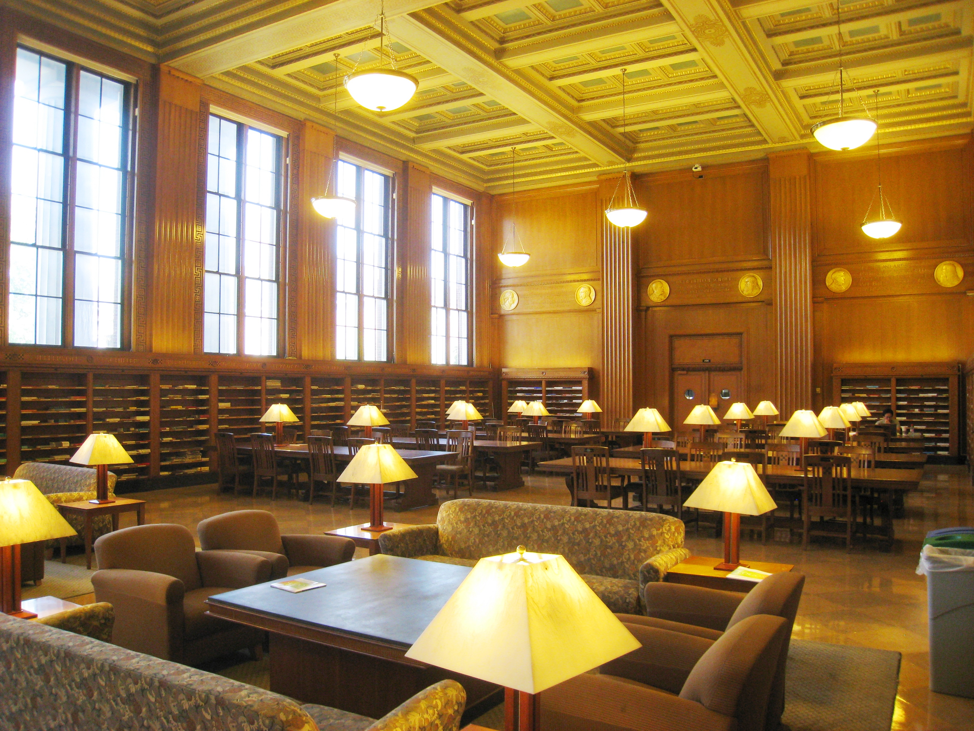 Library Reading Room Images