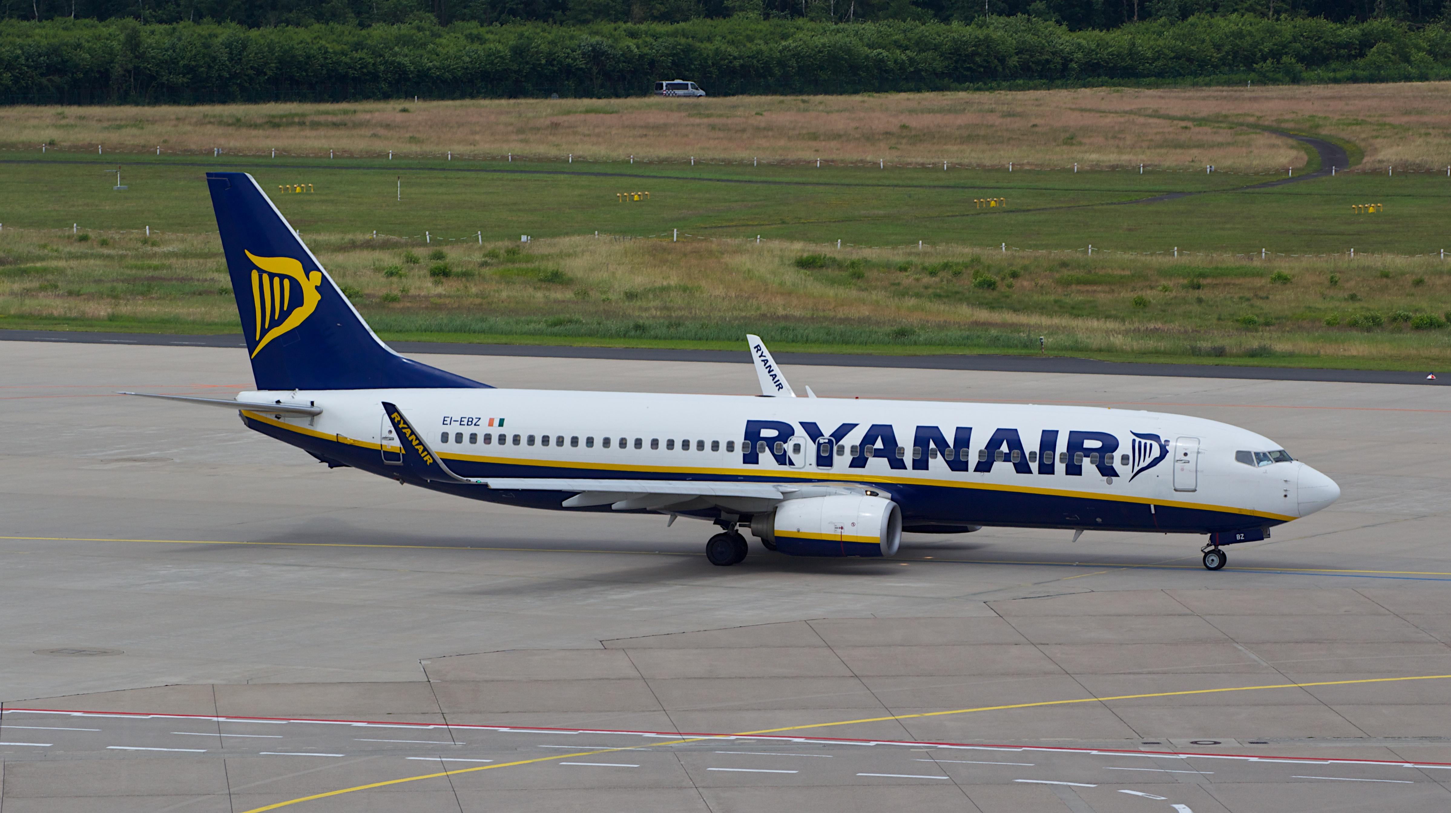 Köln Flughafen Ryanair