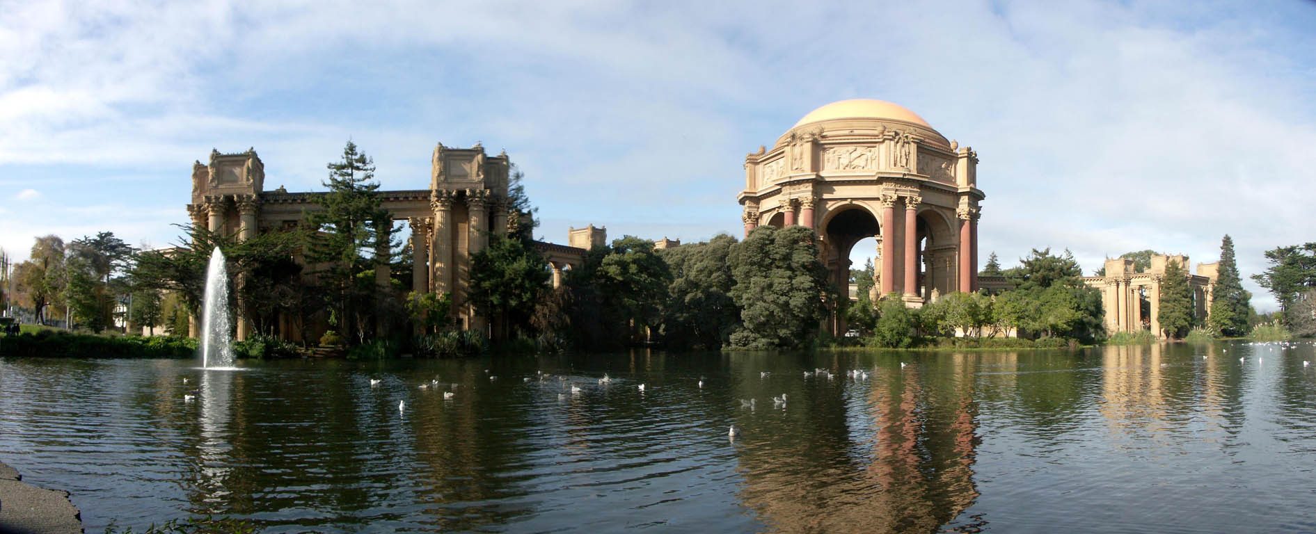 Palace Of Fine Arts To Sf Design Center Henry Street