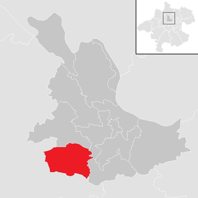 St. Marienkirchen/Polsenz in Obersterreich - Thema auf