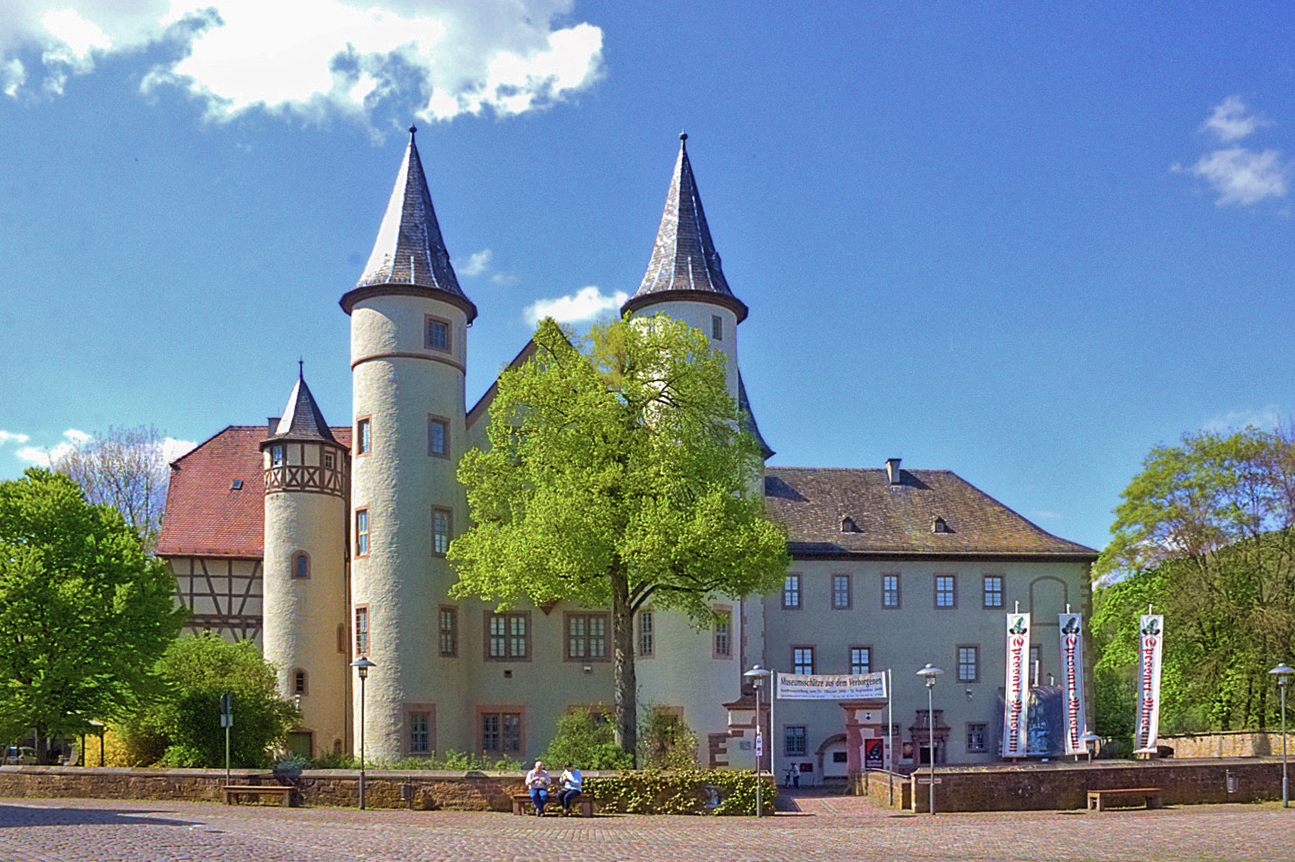 File schloss lohr 9149 wikimedia commons for Heimbach lohr am main