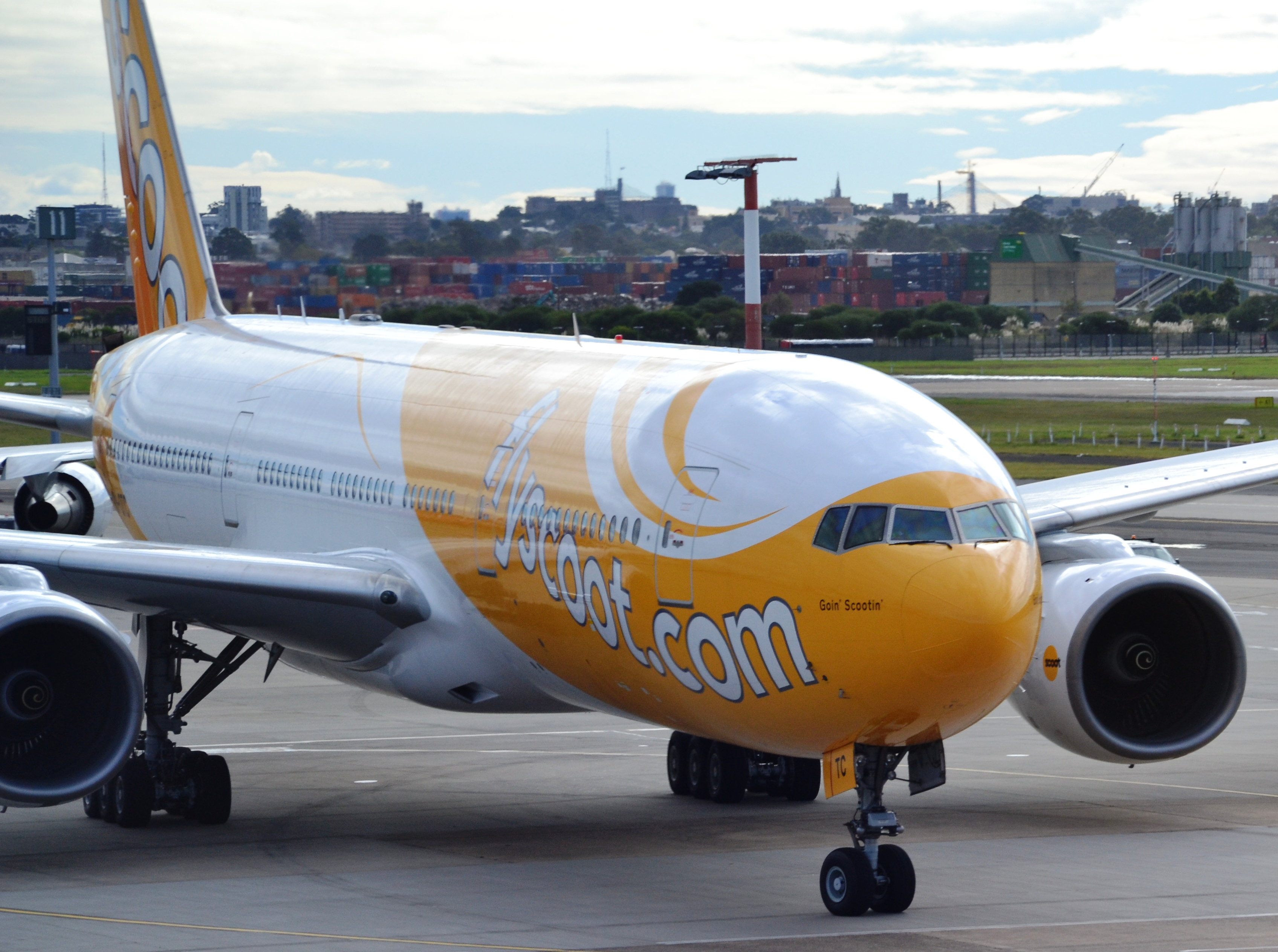 scoot airlines - photo #14