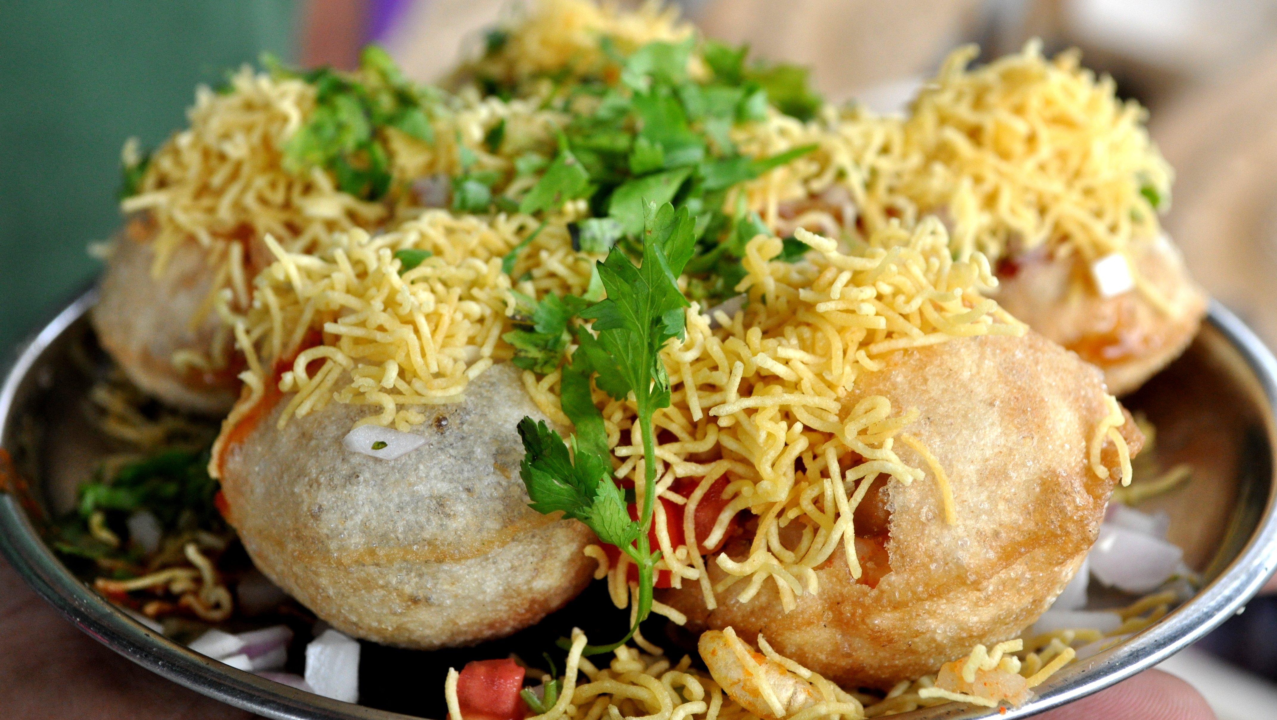 English Indian Street Food