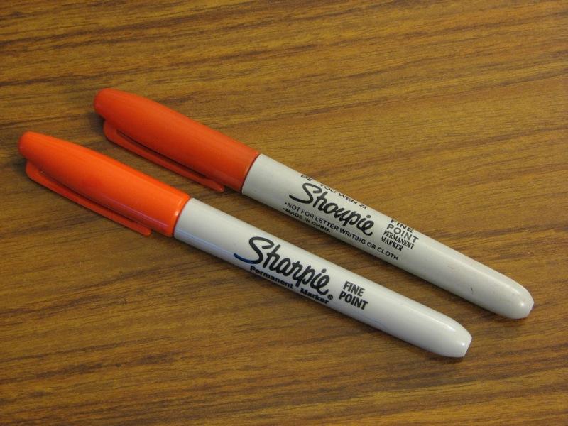 Fake Sharpie Pen, courtesy Wikipedia