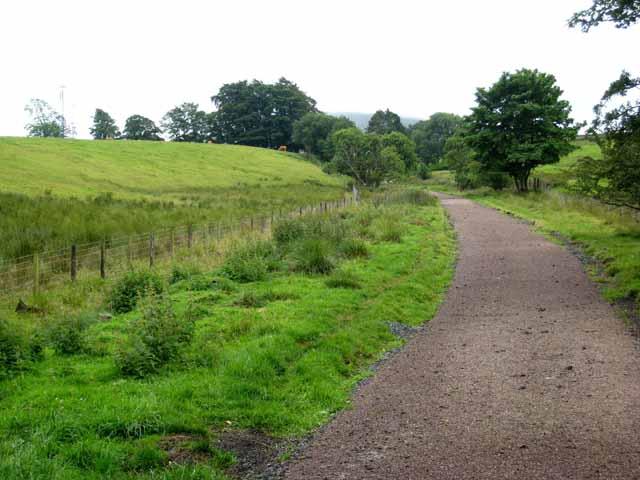 South Tyne Trail at Knarsford - geograph.org.uk - 886409