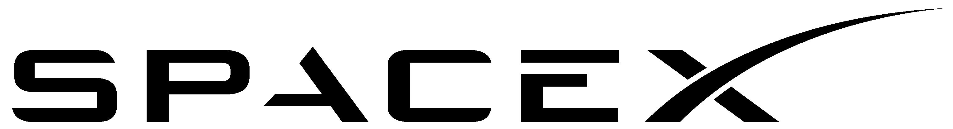 File:SpaceX Logo Black.png - Wikipedia