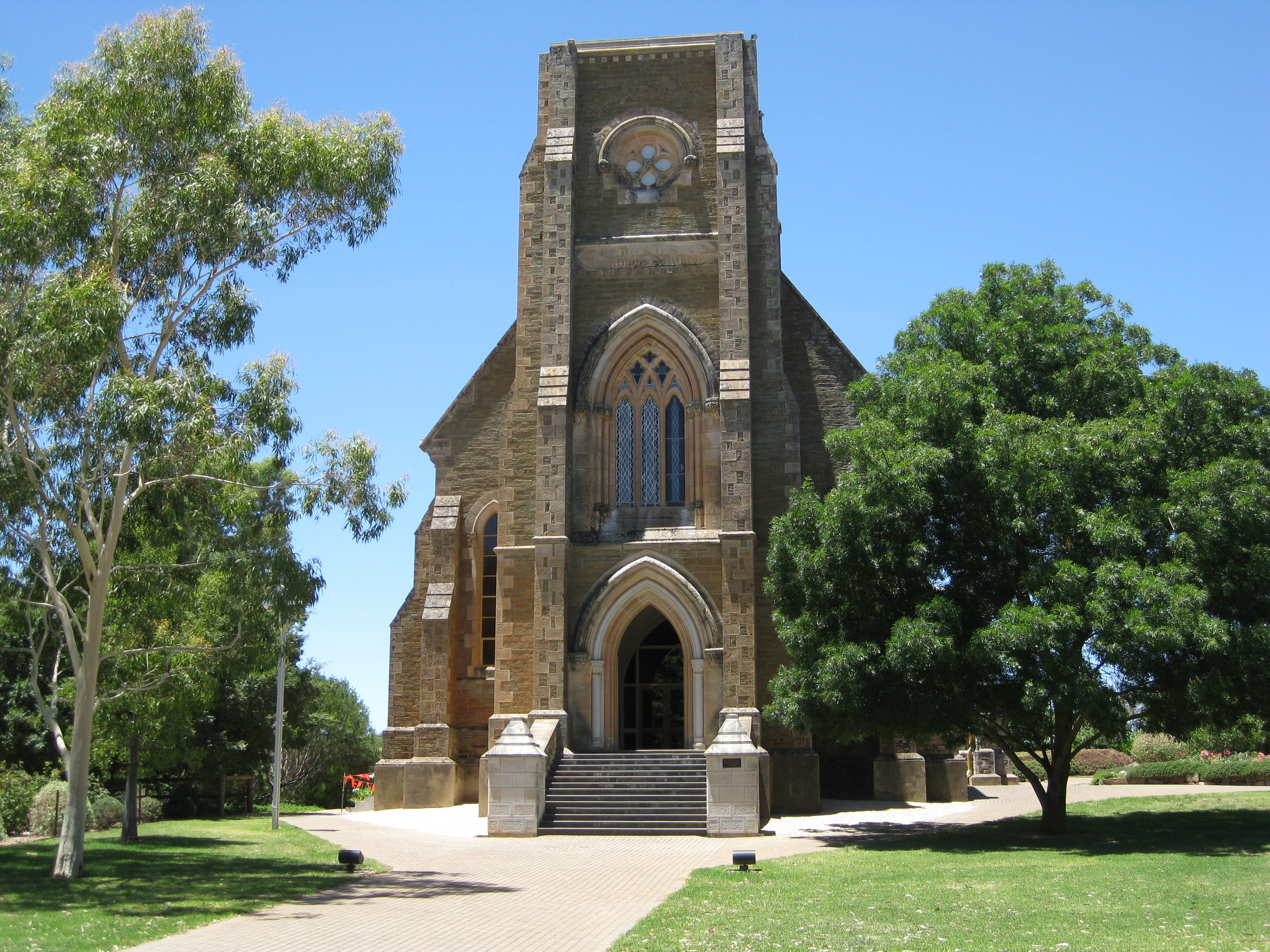 St. Aloysius Church which is located in Southern Australia