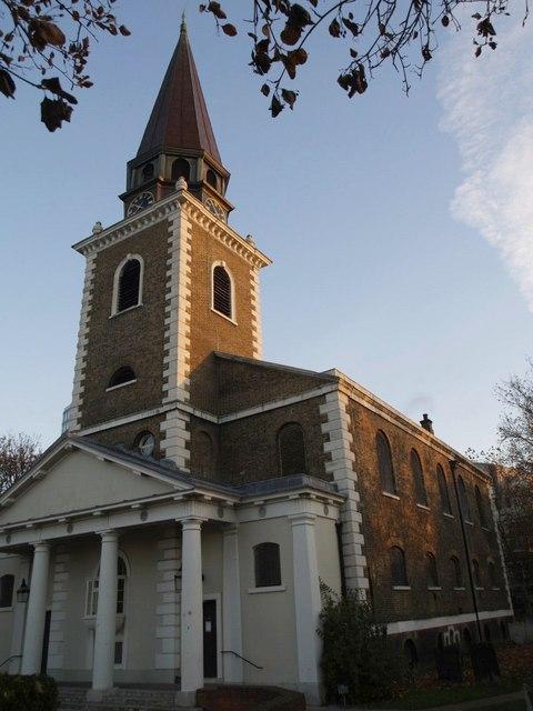 St Mary's Church, Battersea