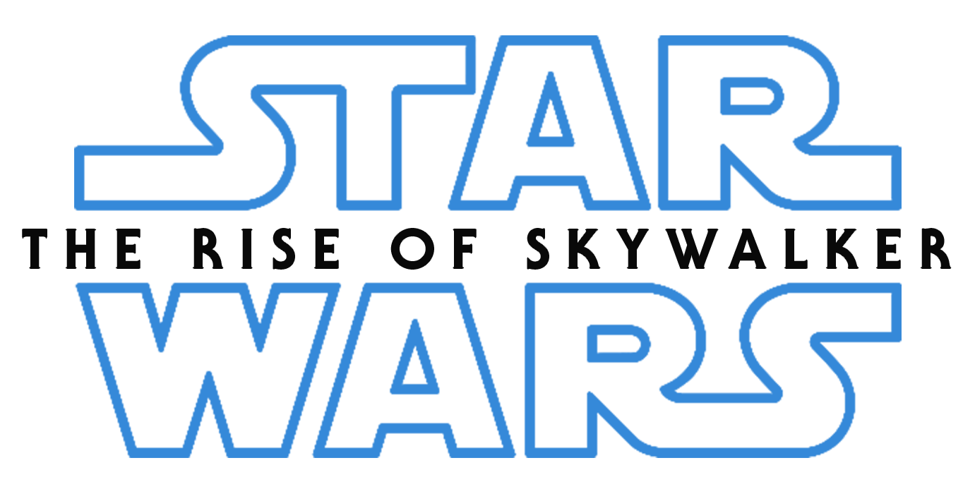 File Star Wars The Rise Of Skywalker Logo Png Wikimedia Commons