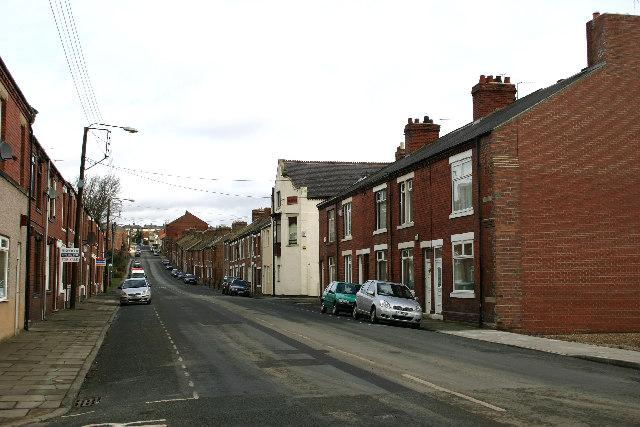 Ushaw Moor