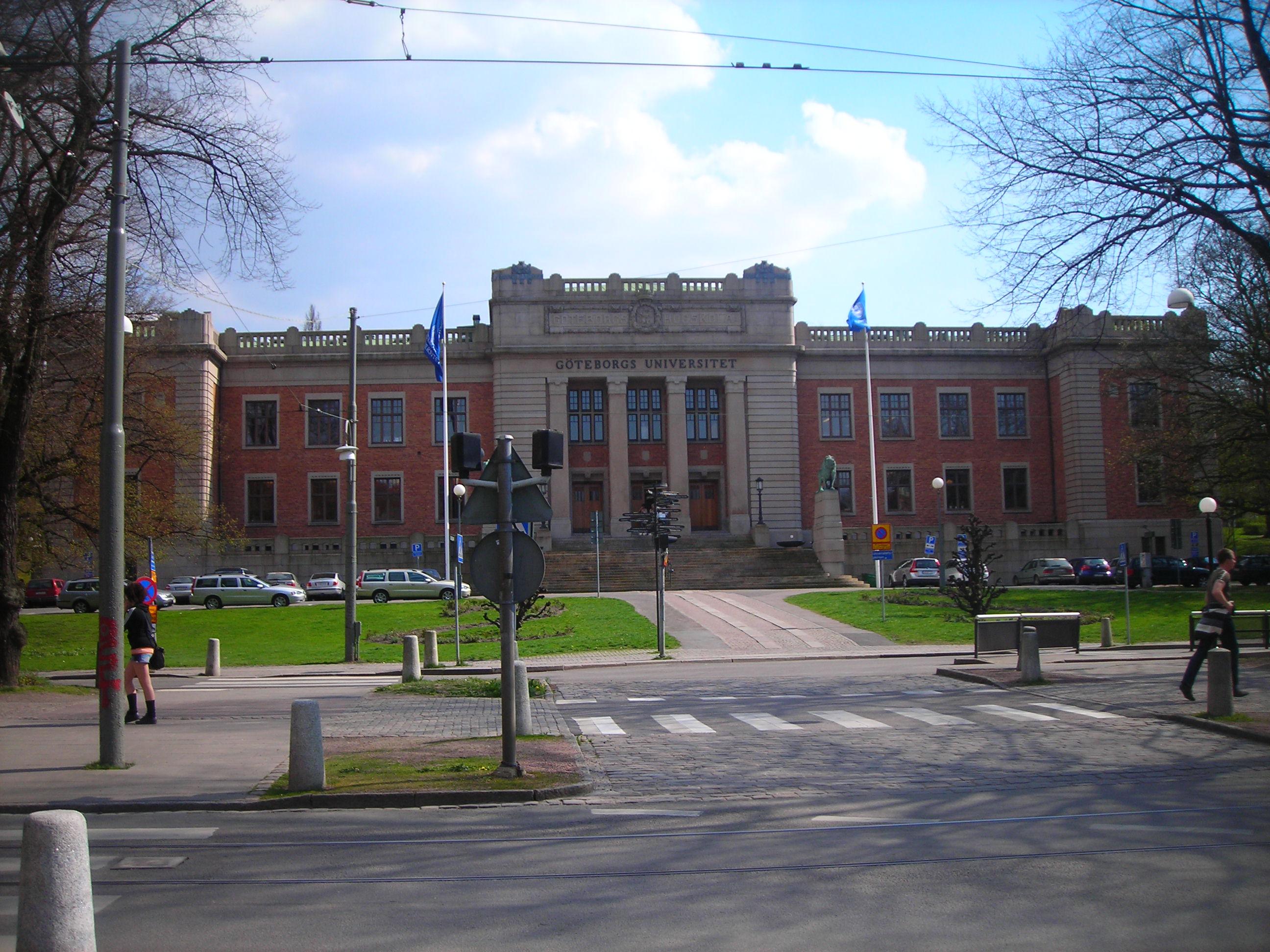 Axel Adler Scholarship at University of Gothenburg, Sweden