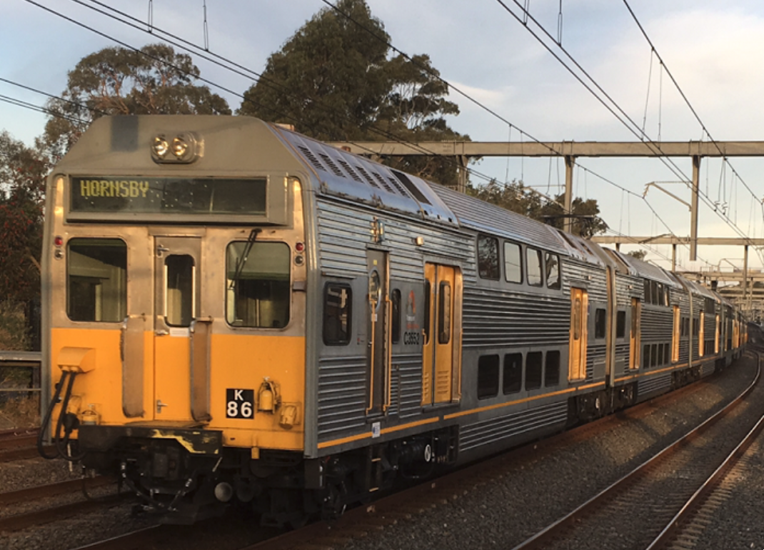 sydney trains - photo #18