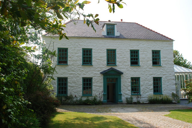 ty newydd creative writing centre