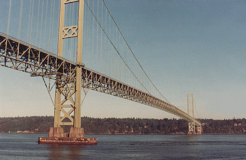 bridge 1950 the 1950 tacoma narrows bridge is a suspension bridge ...