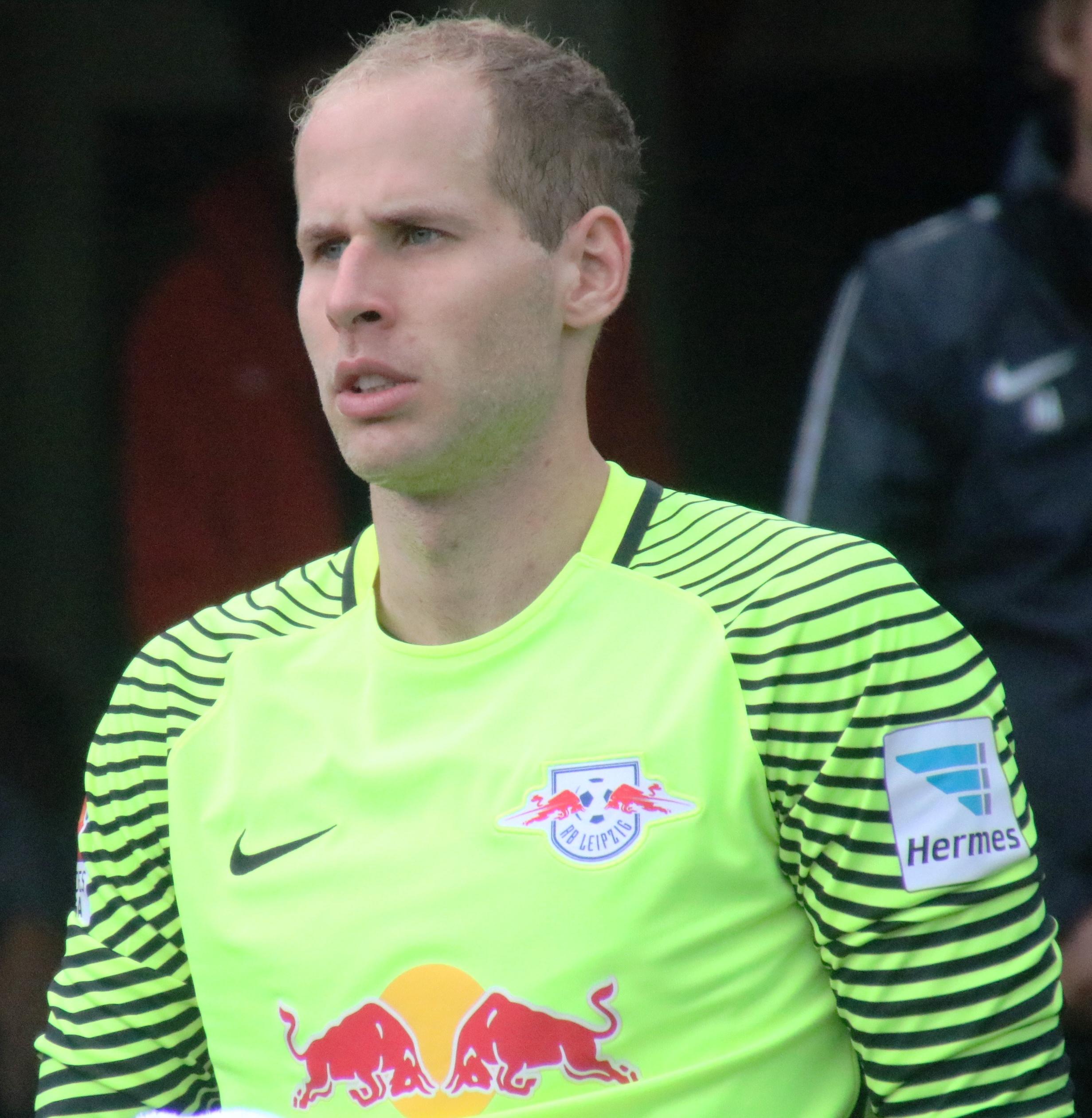 Photo de Péter Gulácsi avec un hauteur de 191 cm et à l'age de 28 en 2018