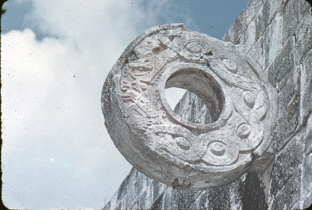 File:The Ball Court, Maya-Toltec, Chichen Itza, Stone Ring Goal  (8337547873).jpg - Wikimedia Commons