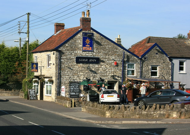 The Star Inn, High Littleton - geograph.org.uk - 975619