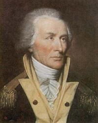 Thomas Sumter American Revolutionary War hero, US Representative from South Carolina
