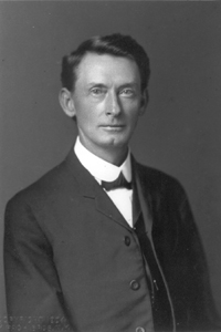 Thomas E. Watson American politician, attorney, newspaper editor and writer