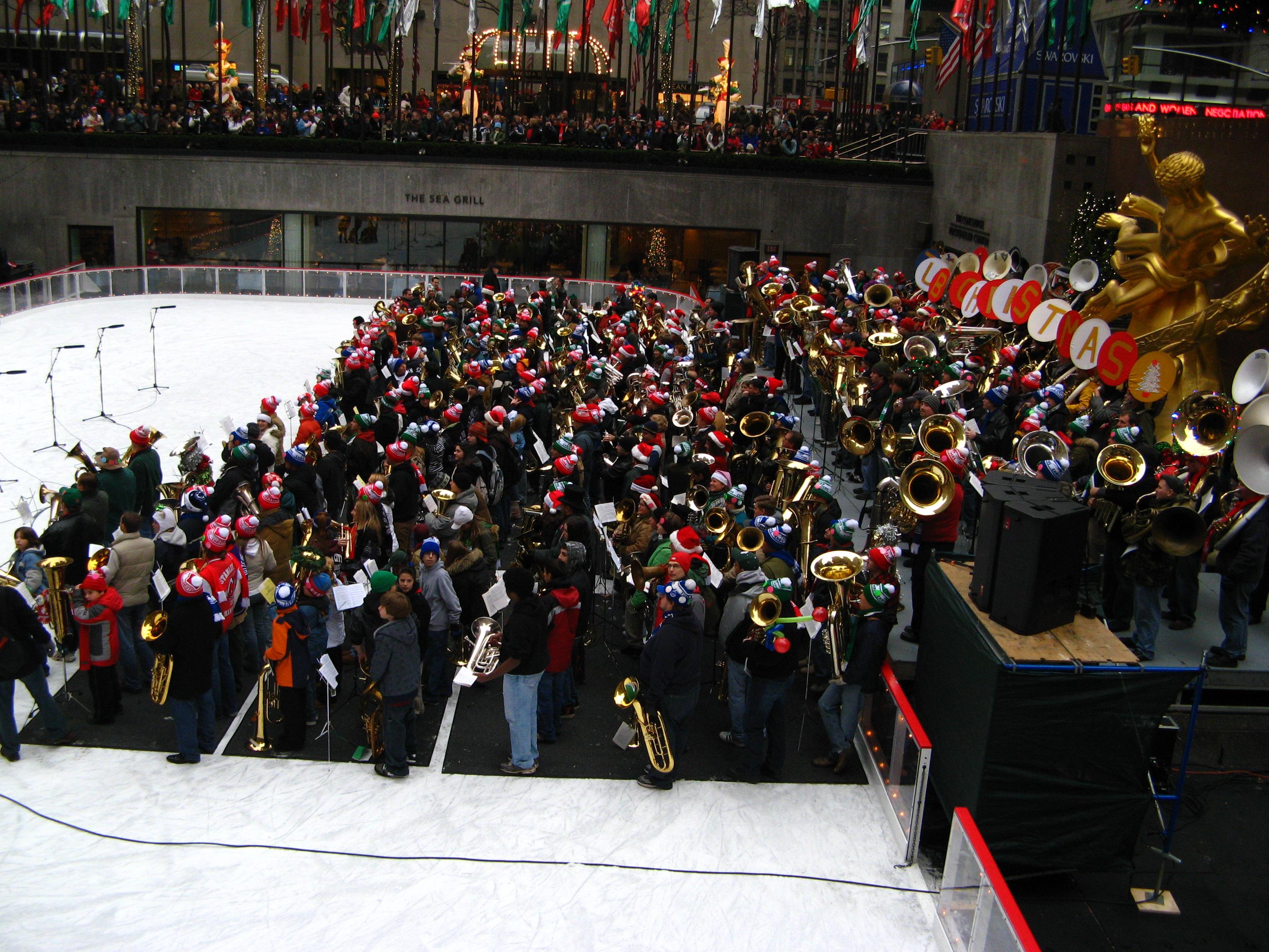 Tuba Christmas.Tubachristmas Wikipedia