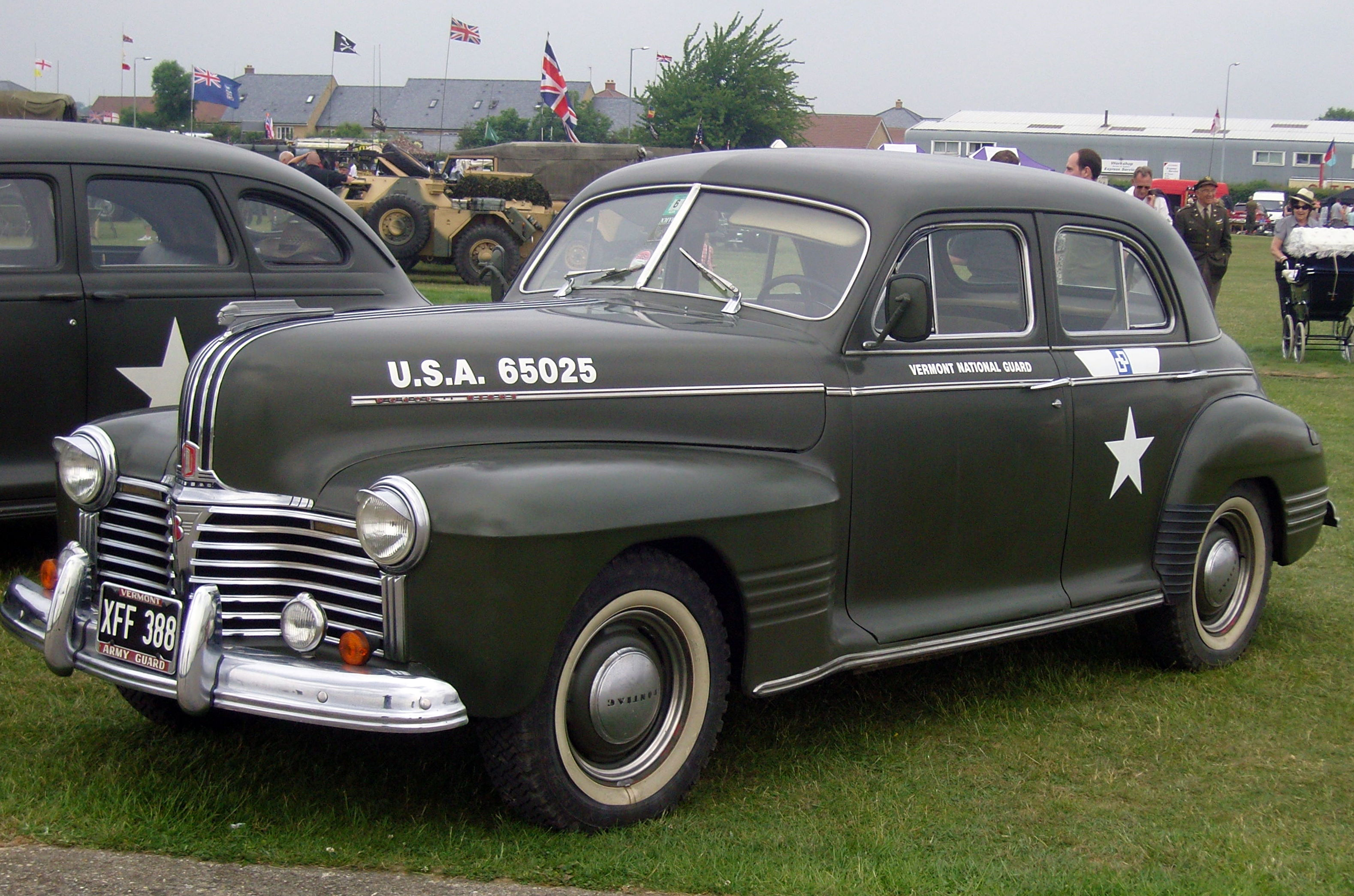 File Us Army Staff Car Jpg Wikimedia Commons