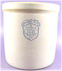 Uhl Pottery Company 1 gallon crock