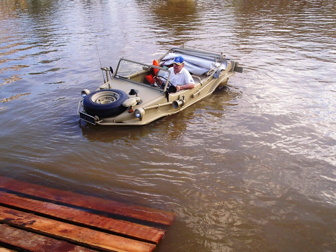 Military Car Boat For Sale