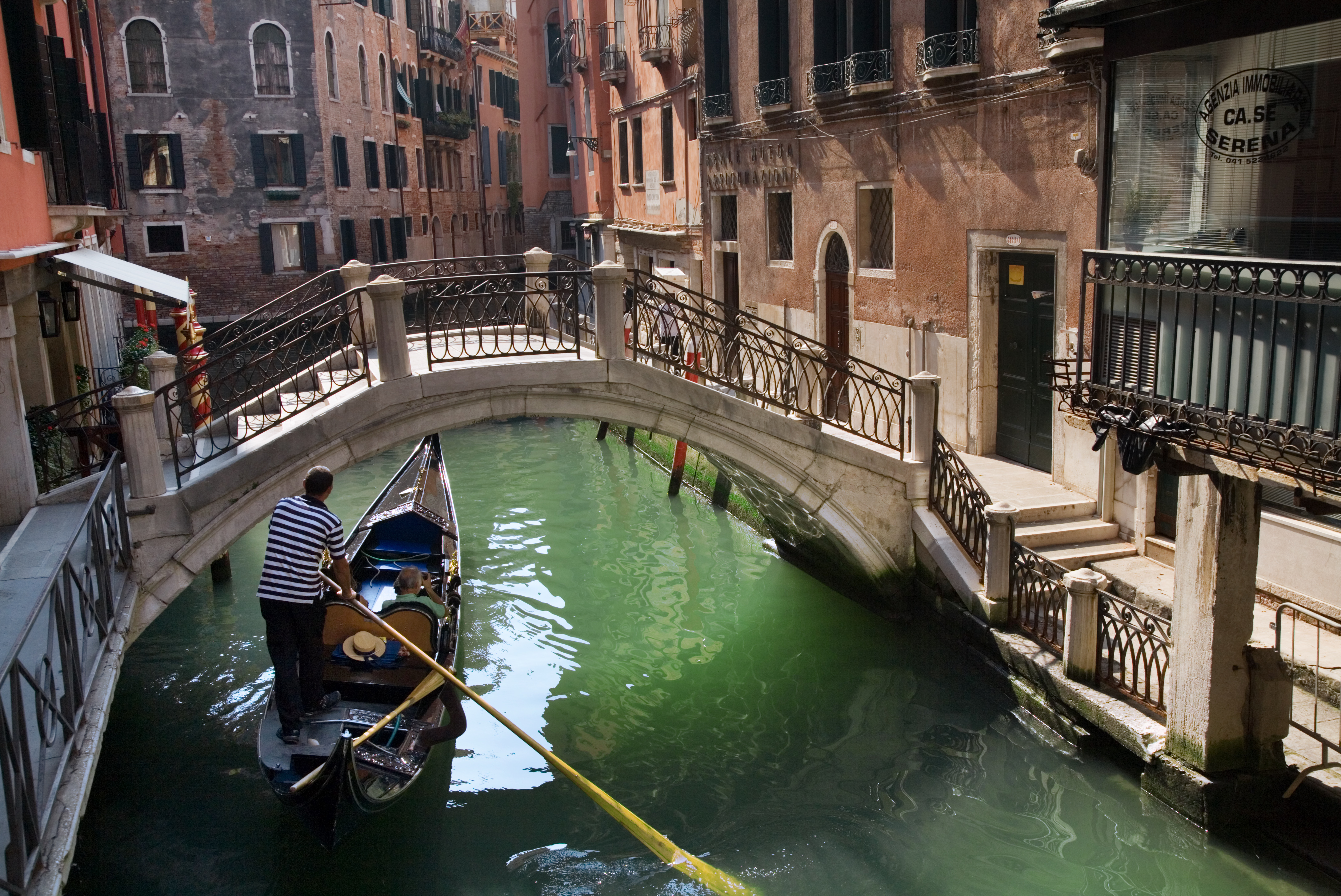 Getting To Venice By Car