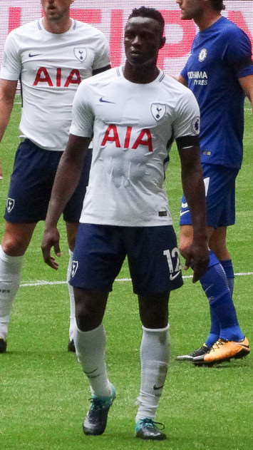 The 27-year old son of father (?) and mother(?) Victor Wanyama in 2018 photo. Victor Wanyama earned a  million dollar salary - leaving the net worth at  million in 2018