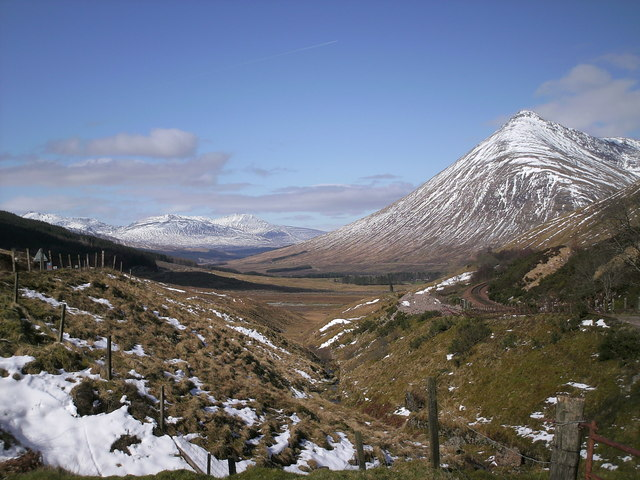 File:View of Ben Dorain - geograph.org.uk - 821205.jpg
