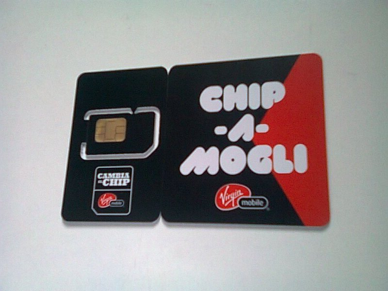 virgin mobile new sim card