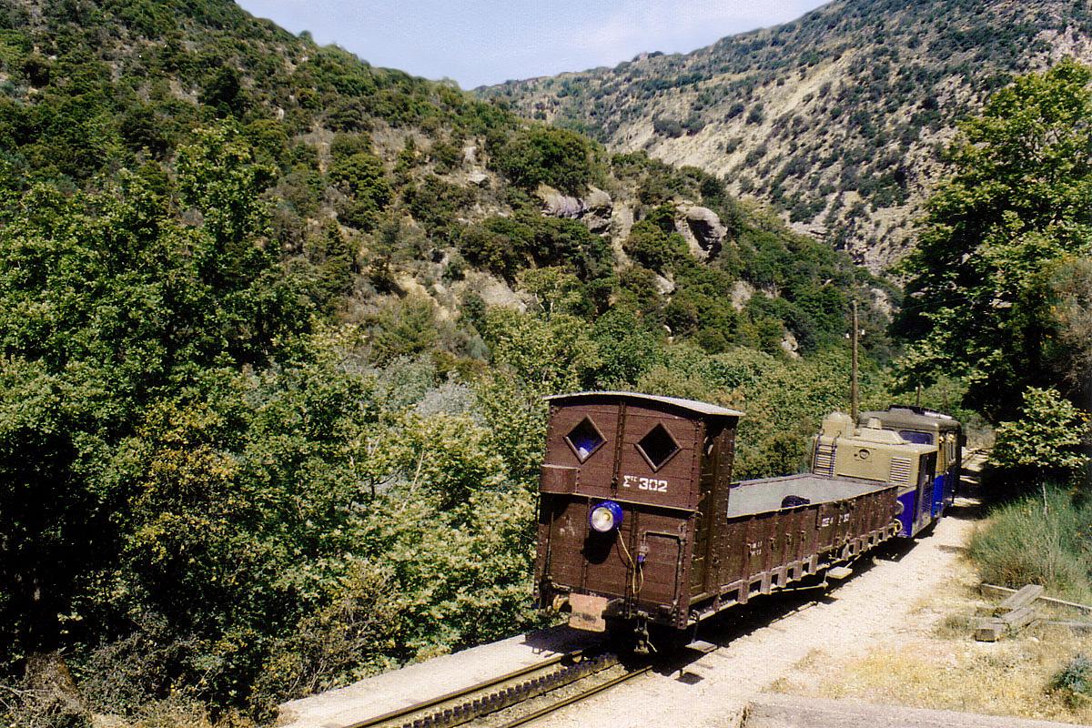 Bahnstrecke Diakopto–Kalavryta