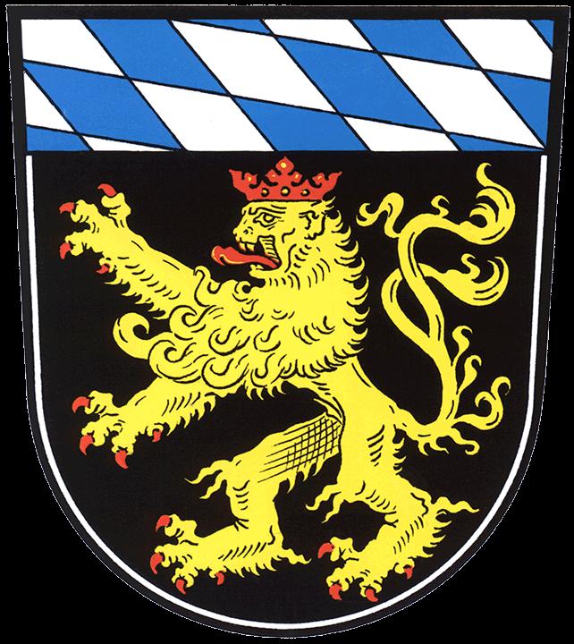 Wappen des Bezirks Oberbayern