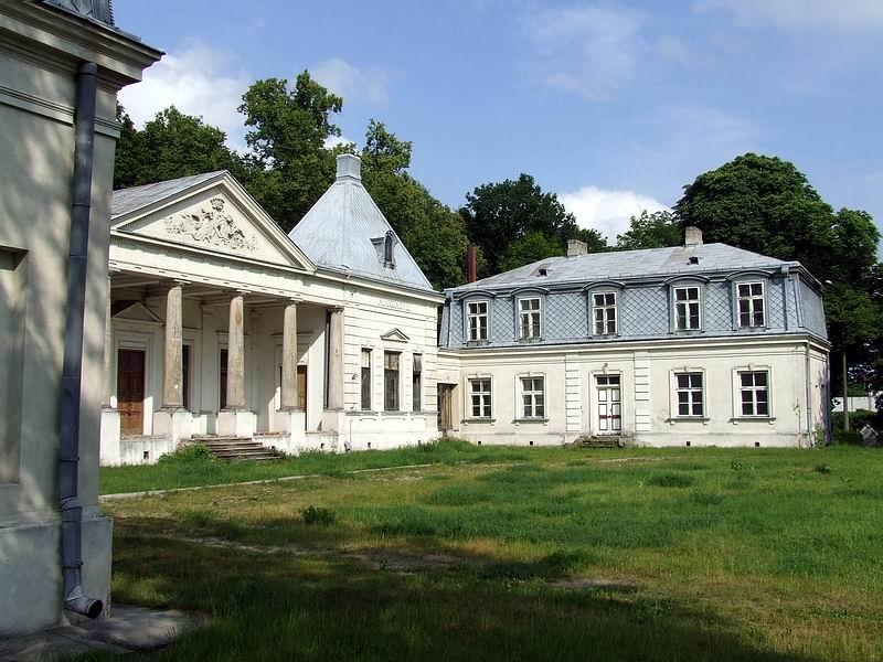 Brühl-Palast (Młociny)