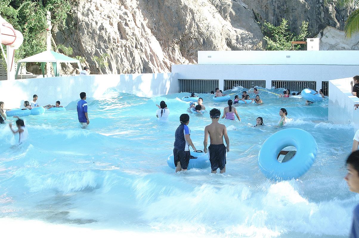 Whiterock Beach Resort Hotel Waterpark