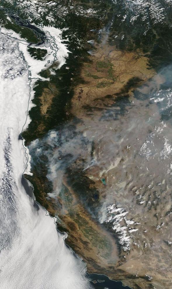 2018 California Wildfires Wikipedia