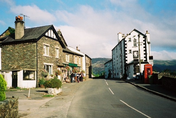 White Lion at Patterdale - geograph.org.uk - 632961