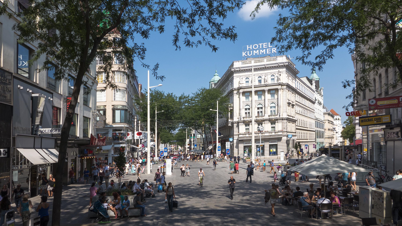 Hotels Wien Westbahnhof Umgebung