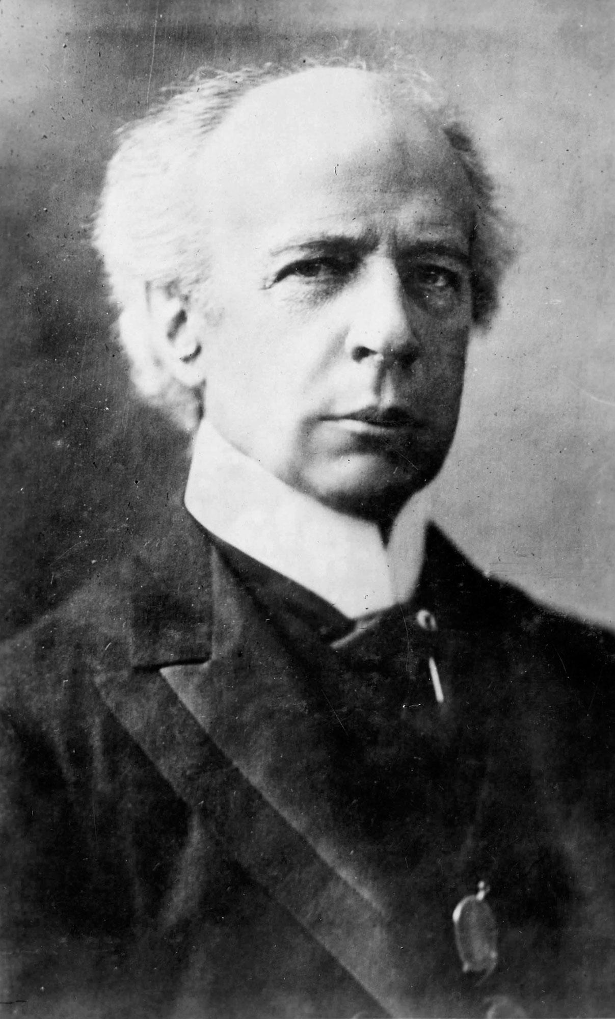 Sir Henri Charles Wilfrid Laurier