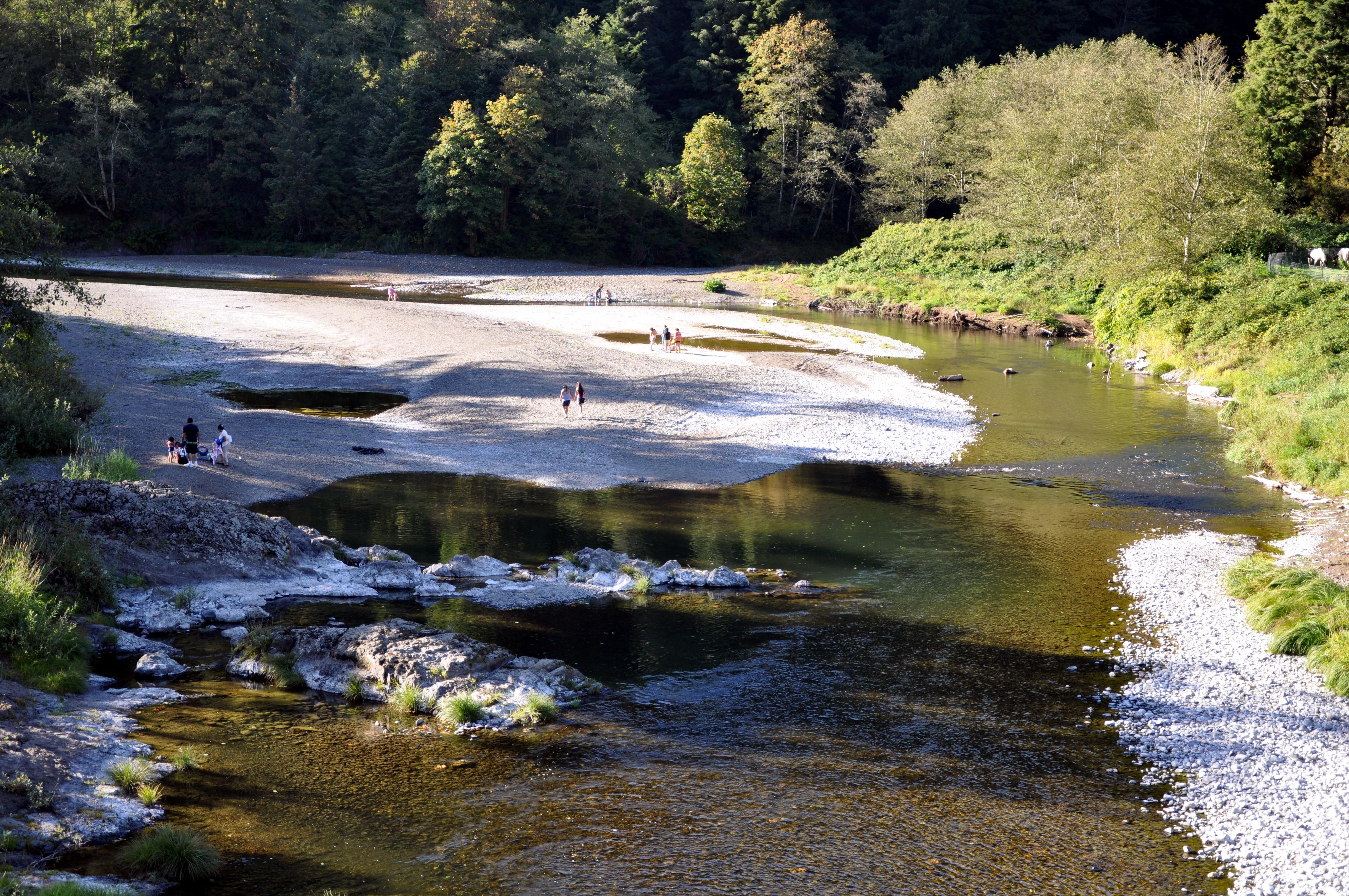 Wilson River (Oregon) - Wikipedia