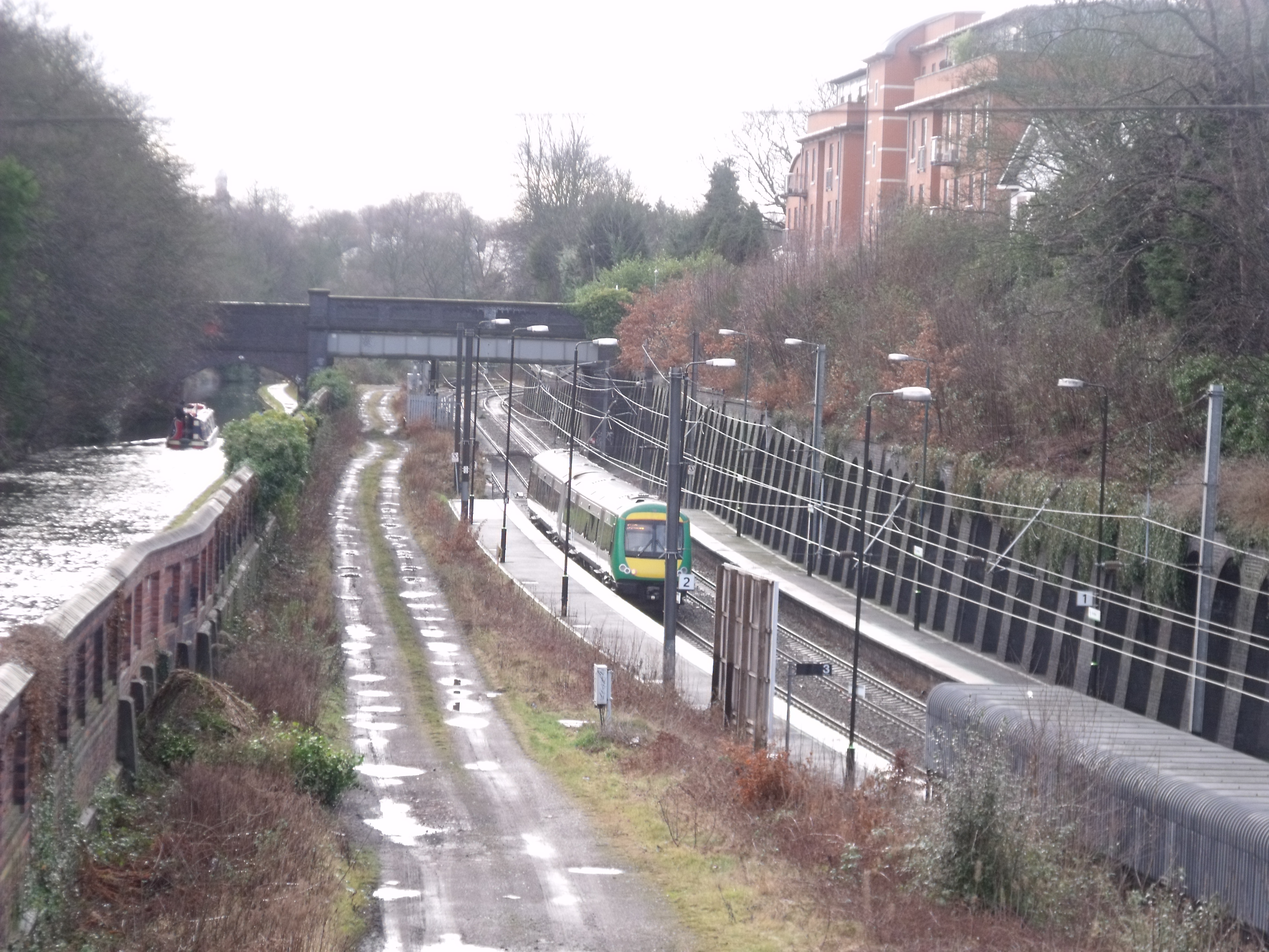 Disused Railway Stations In London