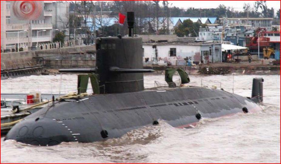 تايلاند تؤجل شراء غواصات صينية Yuan_(Type_039A)_Class_Attack_Submarine