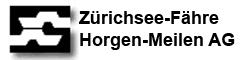 Zürichsee-Fähre Horgen Meilen Logo