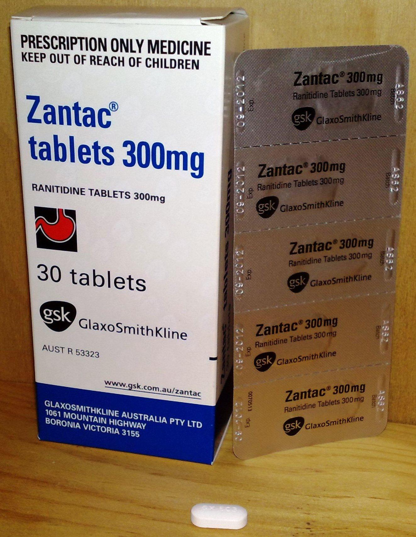 Ranitidine | Acidez | Dolor de estómago | Dokteronline.com