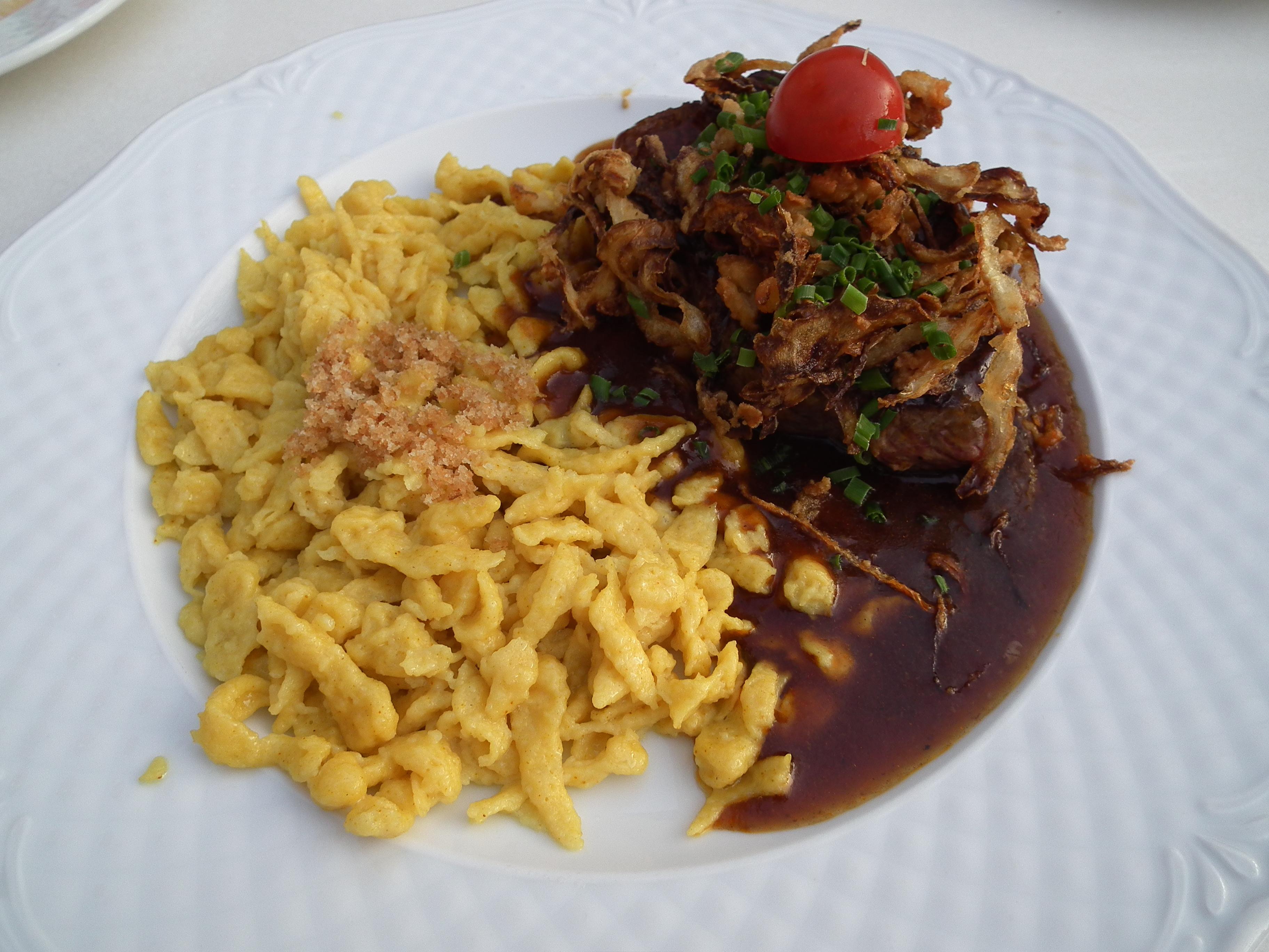 Deutsche kuche typisch