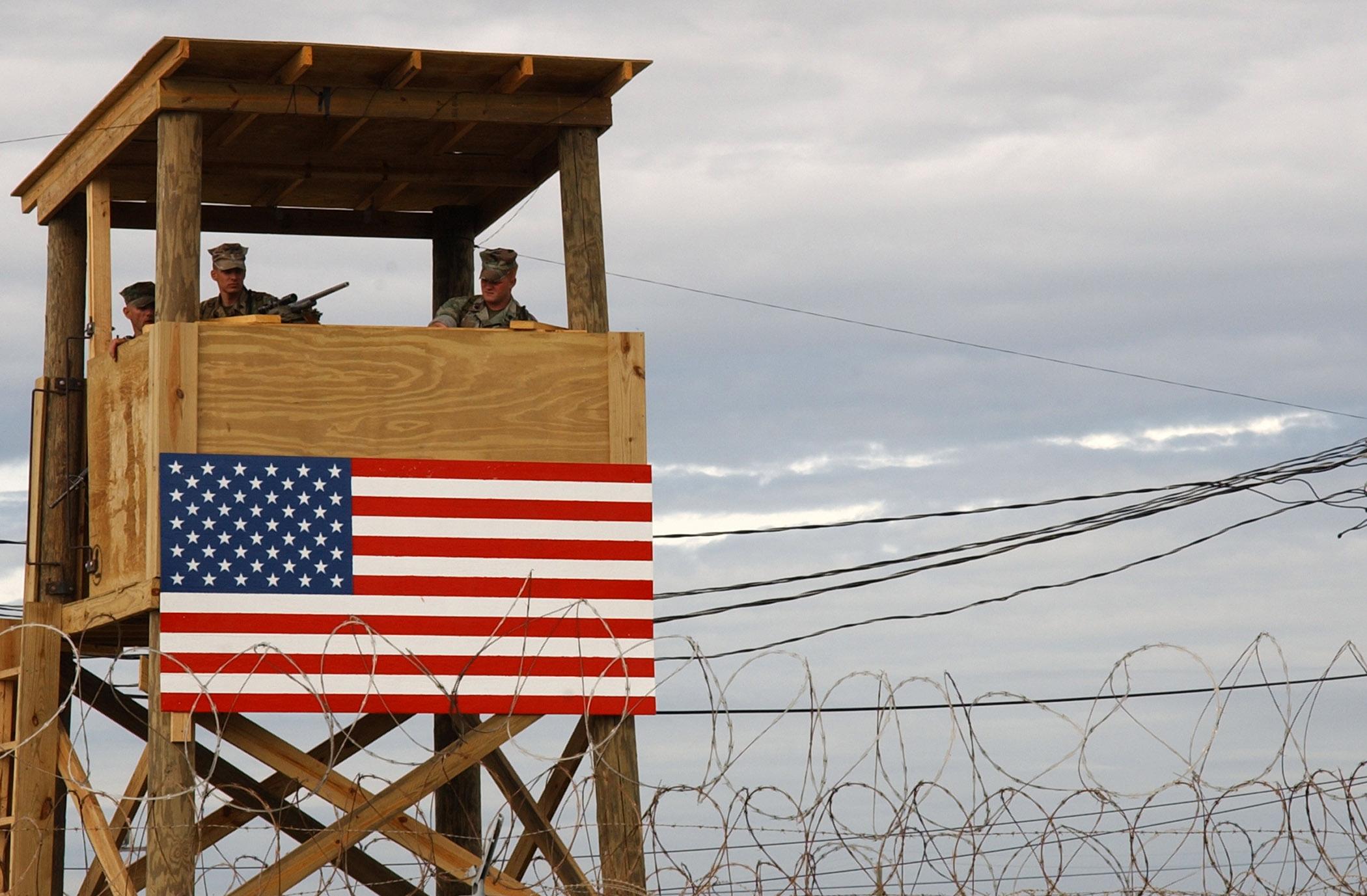 USA:s syn på mänskliga rättigheter?