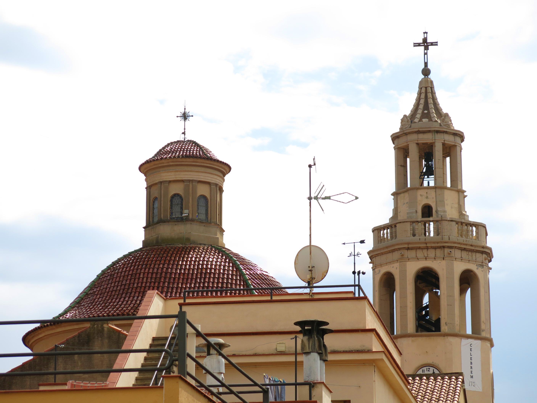 File:119 Església de Sant Cristòfol (Premià de Mar), des del c ...