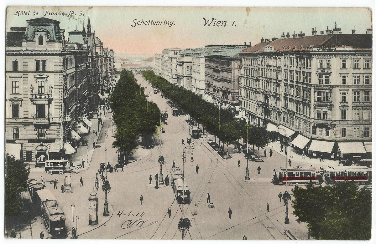 Hotel Wien Schottenring