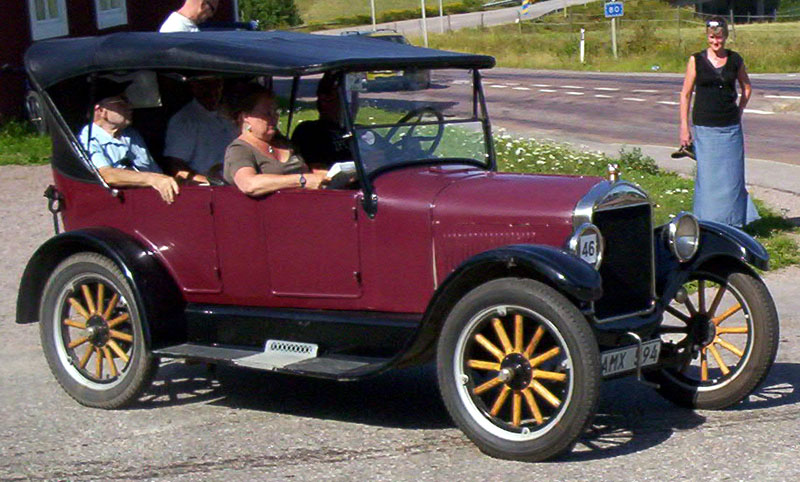 Ford 1926 autos post for G stone motors middlebury vermont